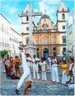 capoeira na bahia
